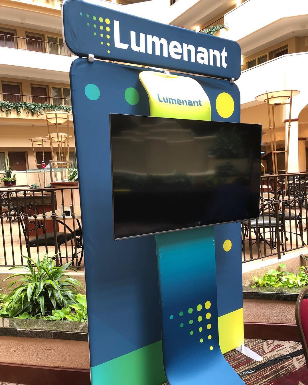 Lumenant Booth