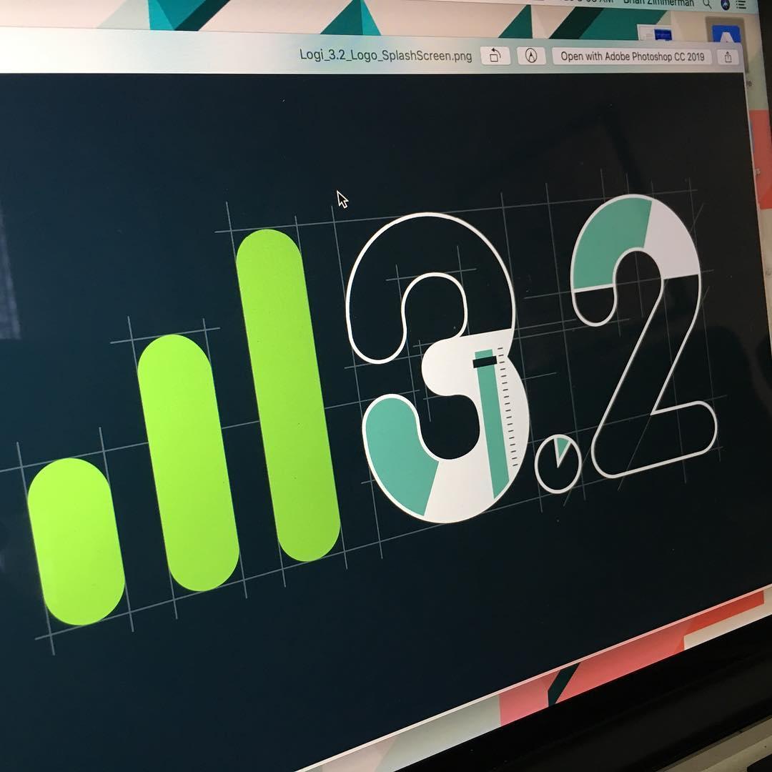 Logi 3.2 Logo
