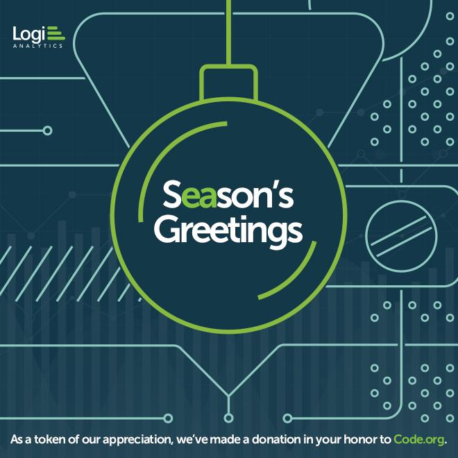 Logi Holiday Email