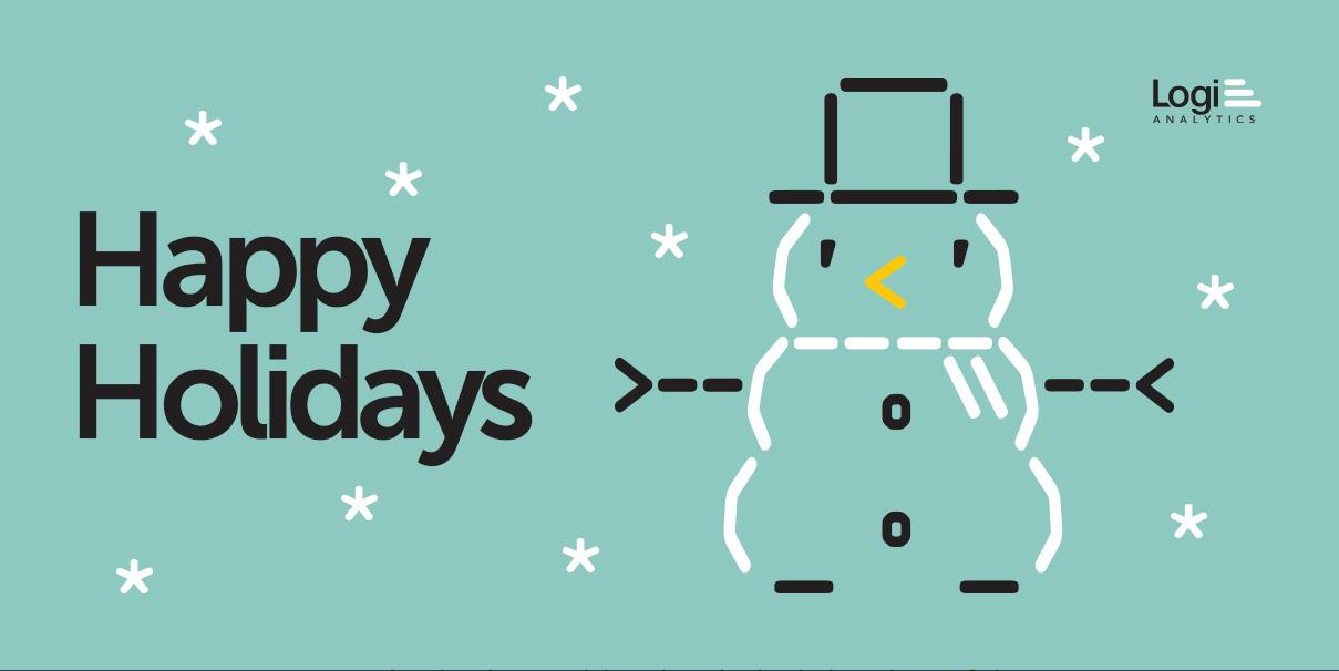 Logi Holiday Social Card