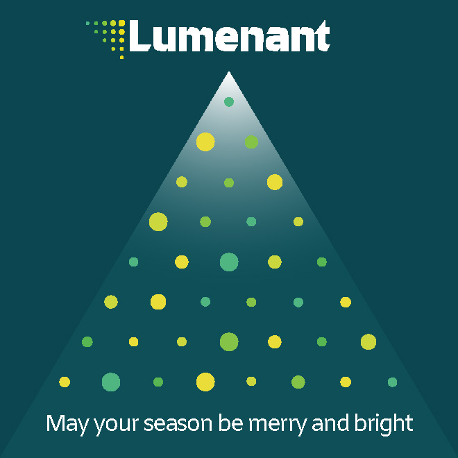 Lumenant Holiday Card 3