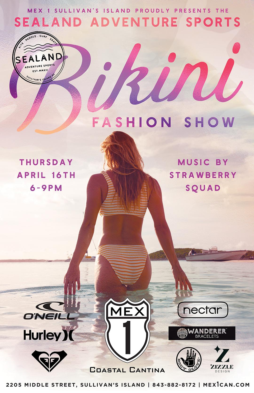 Mex 1 Bikini Fashion Show