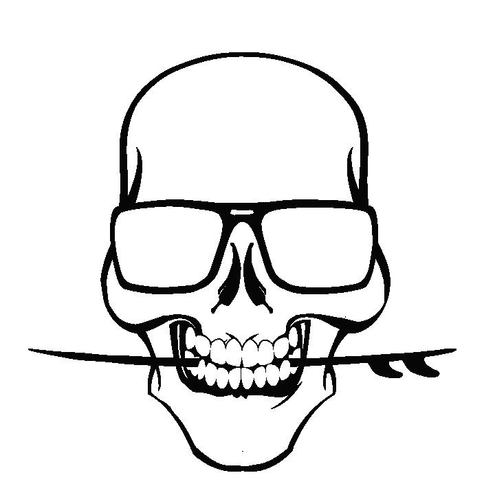 Mex 1 Branded Skull