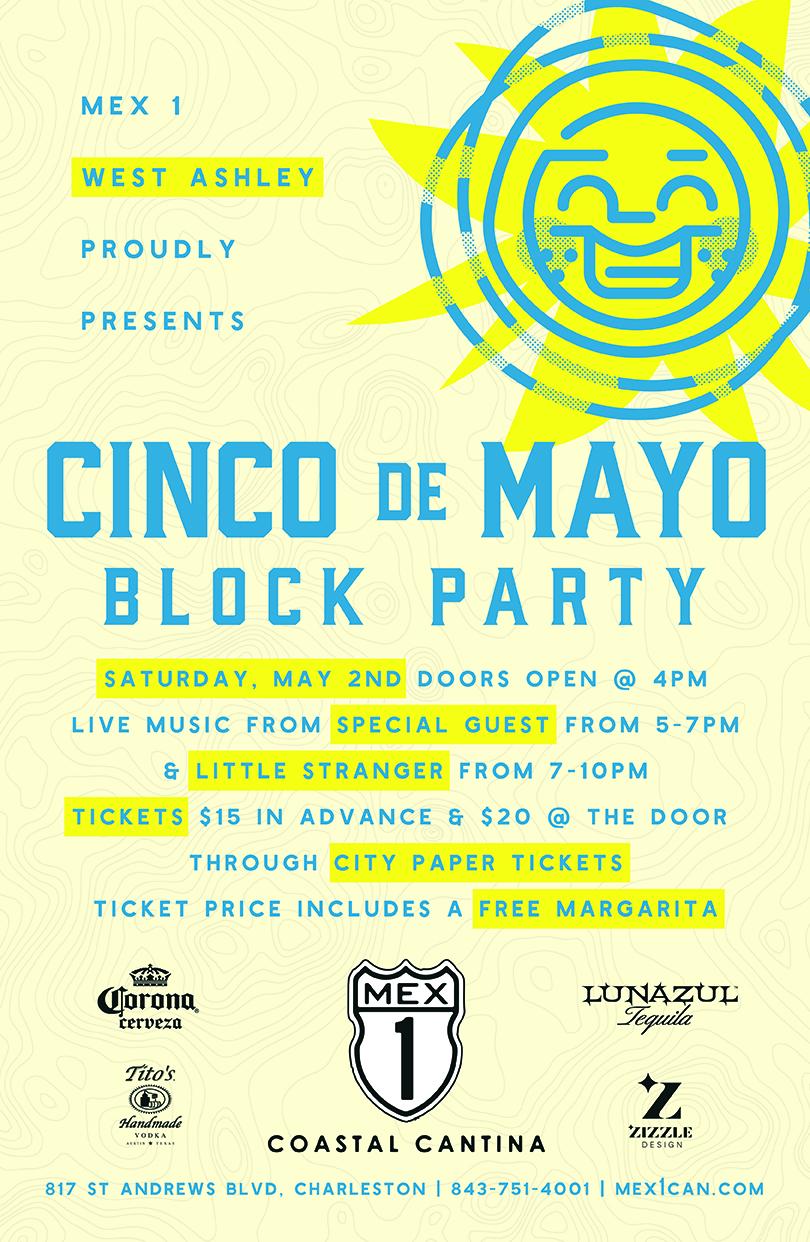 Mex 1 Cinco de Mayo Poster