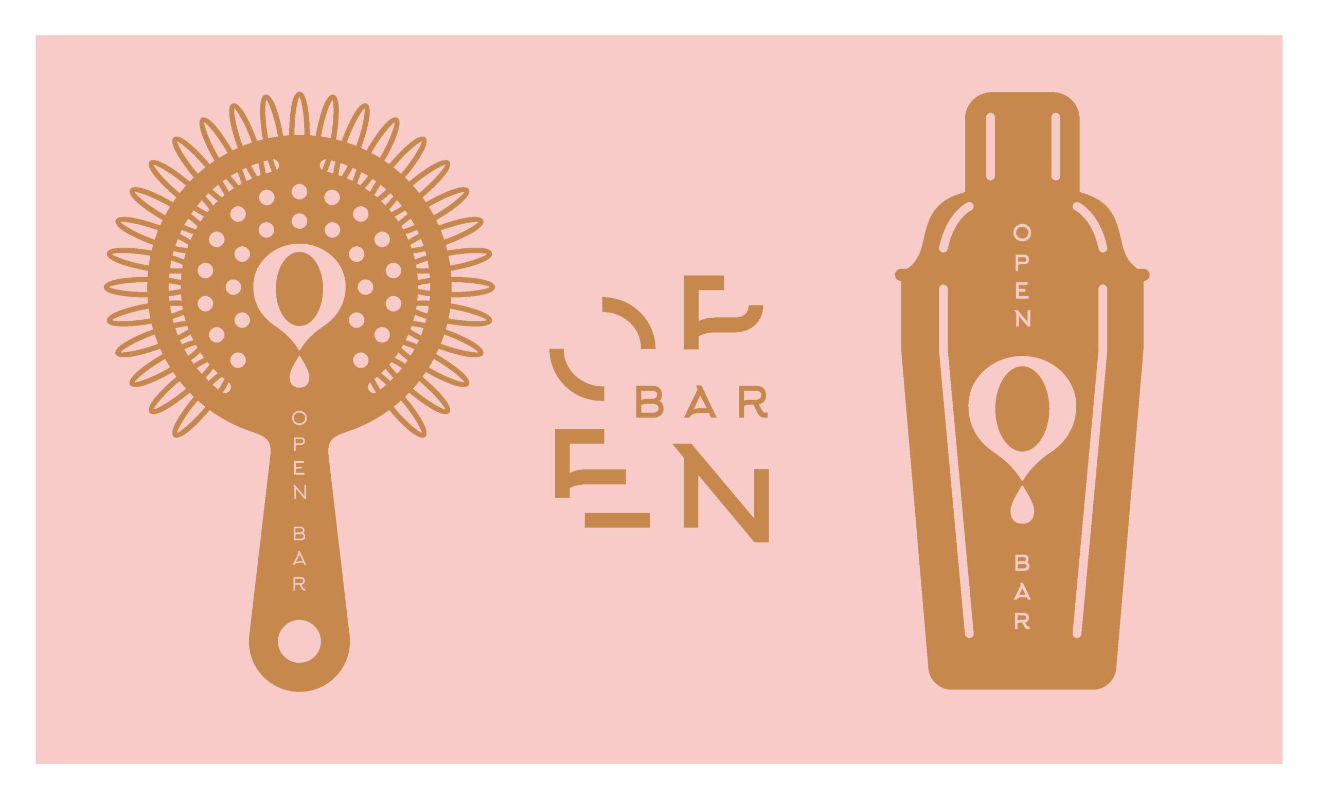 Open Bar Brand Sub-Marks