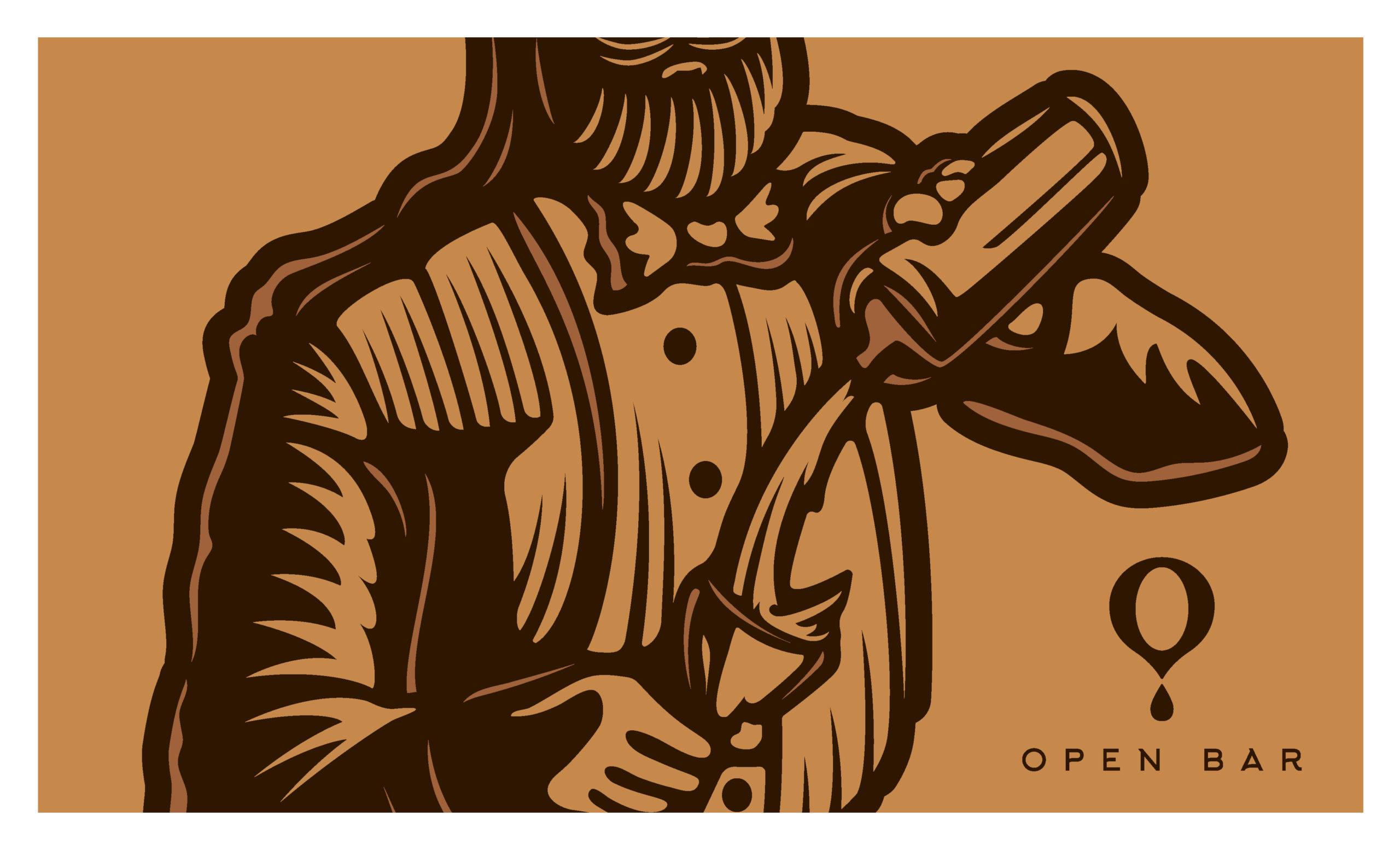 Open Bar Pour
