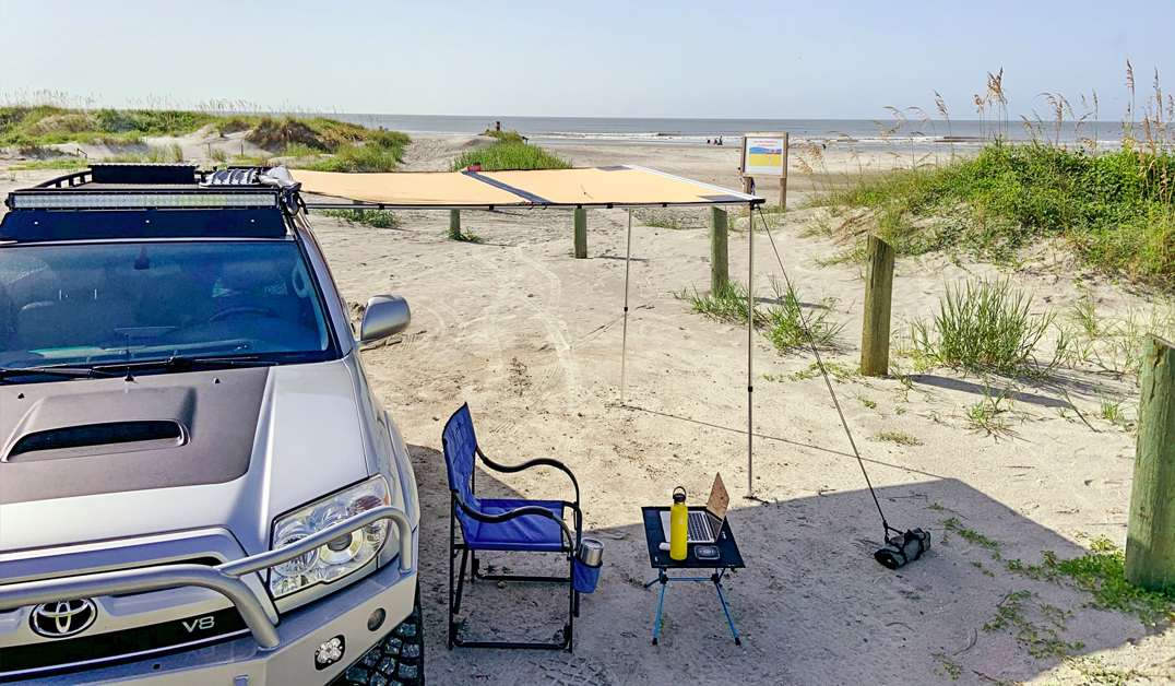 Zizzle Beach Office