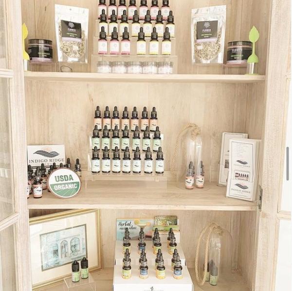 IRH Tincture on Shelf