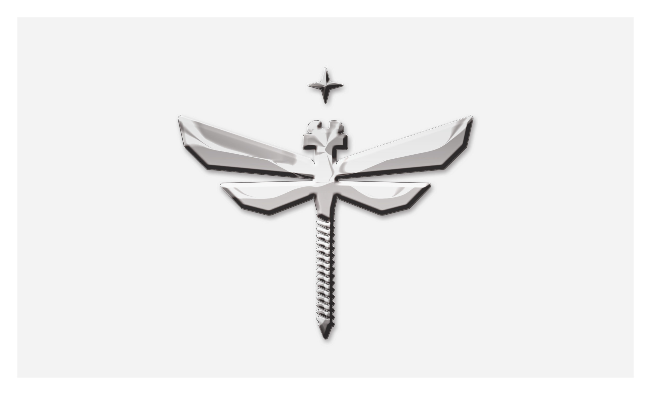 Silverside Design Chrome Logo