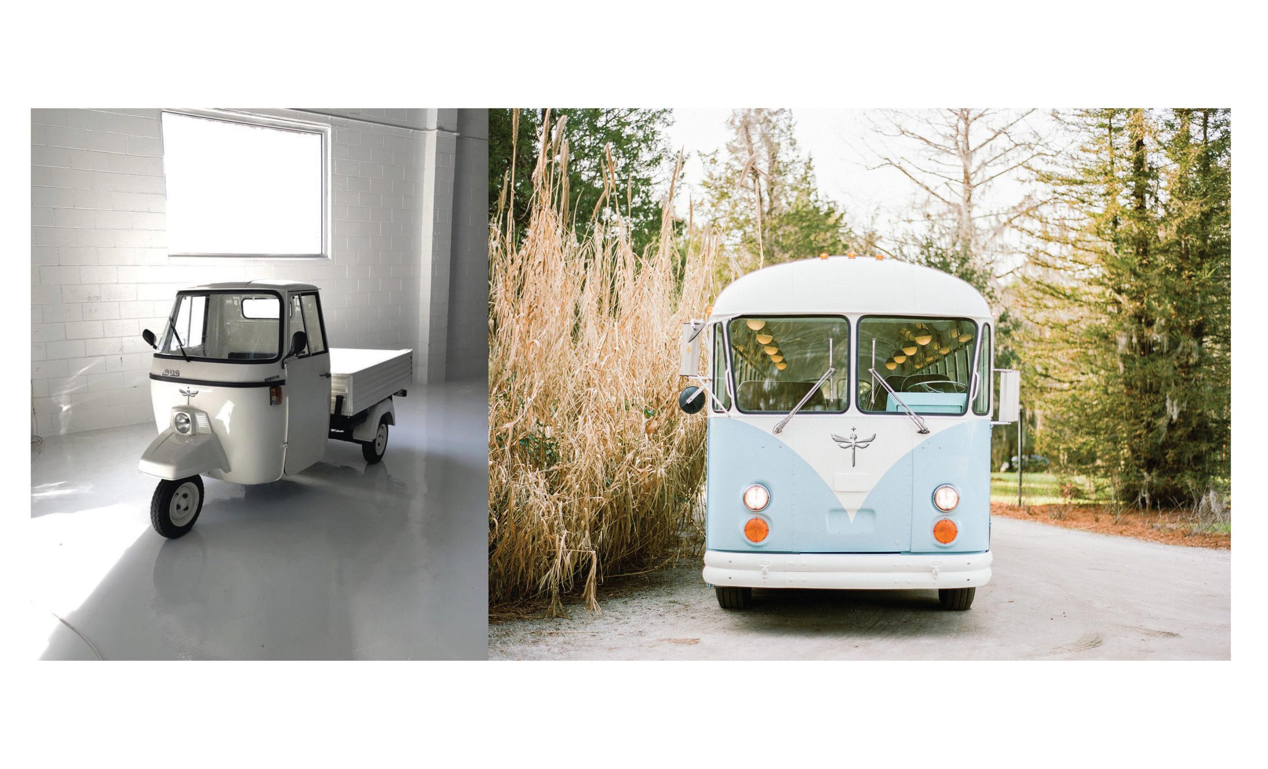 Silverside Design Vehicles