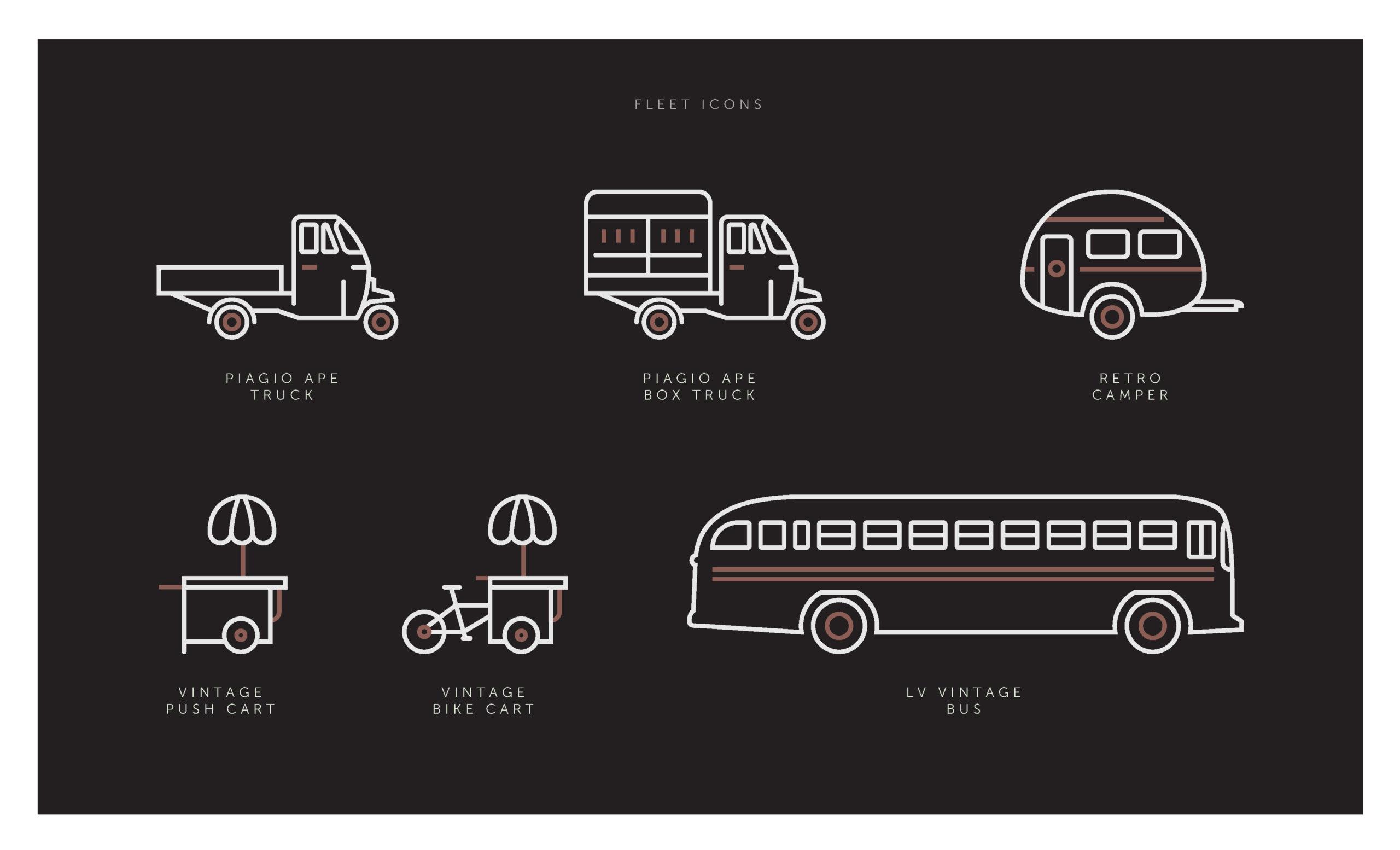 Silverside Design Vehicle Icons