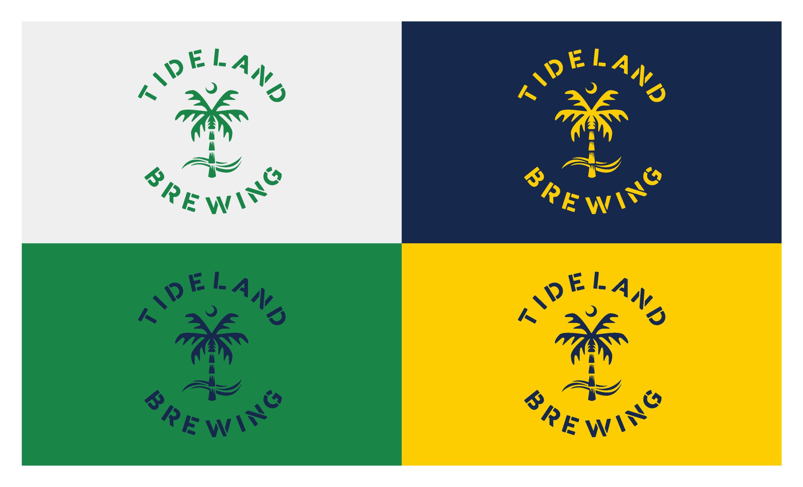 Tideland Brewing Logo Sub-Mark