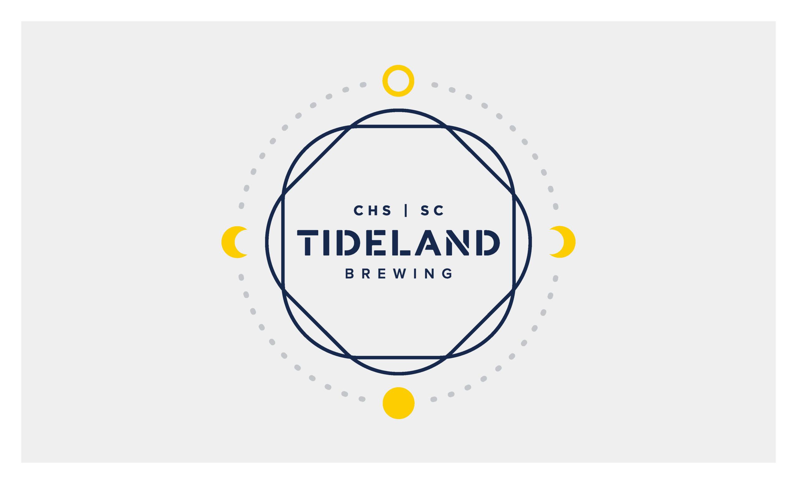 Tideland Brewing Lunar Sub-Mark
